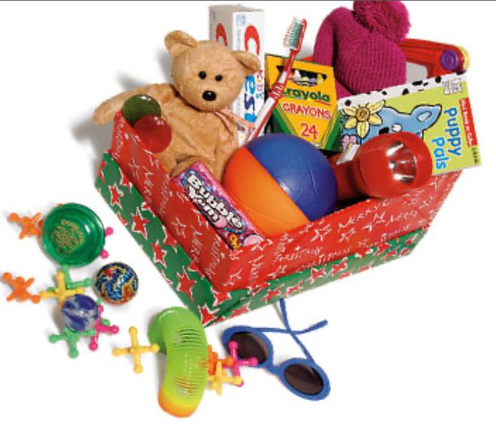 Christmas Shoebox Appeal