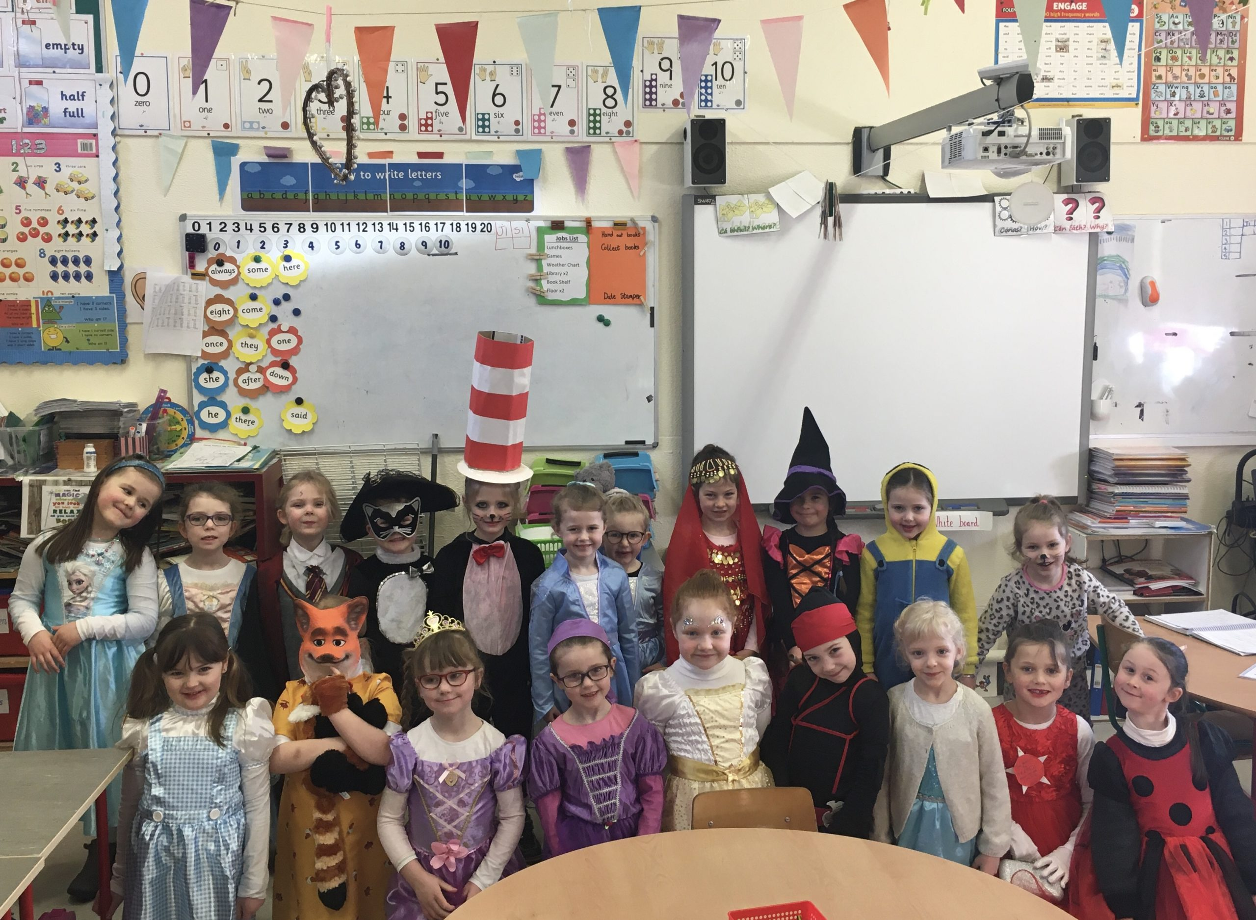 World Book Day- Infants